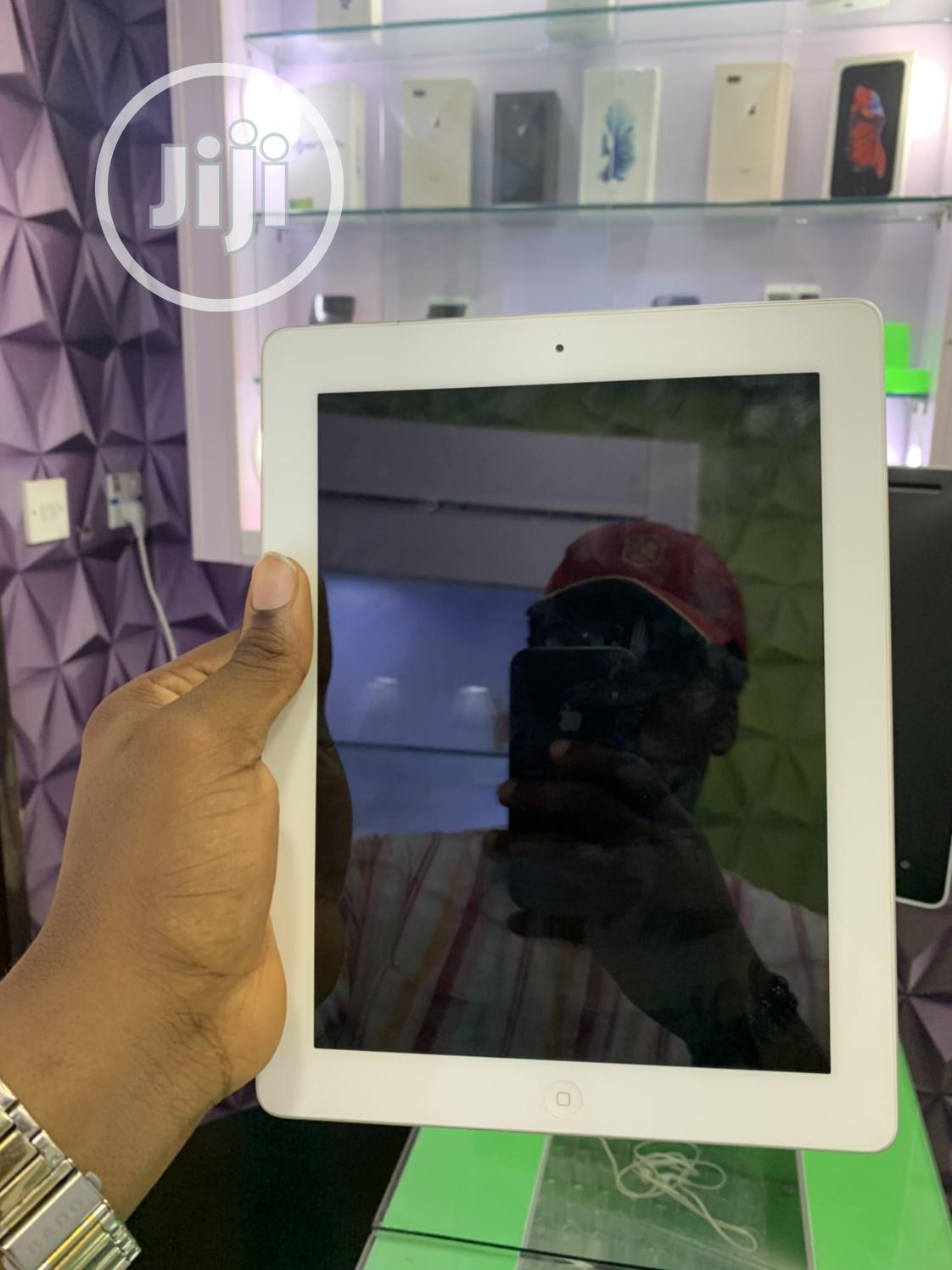 Apple iPad 4 Wi-Fi 64 GB Silver | Tablets for sale in Ikeja, Lagos State, Nigeria