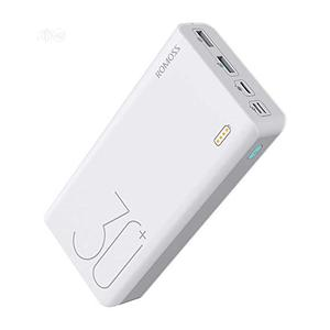 ROMOSS Sense 8+ 30000mah 18W Fast Charge Power Bank | Accessories for Mobile Phones & Tablets for sale in Lagos State, Gbagada