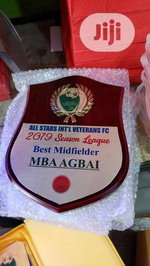 Quality Wooden Plaque/Award | Arts & Crafts for sale in Lagos State, Surulere