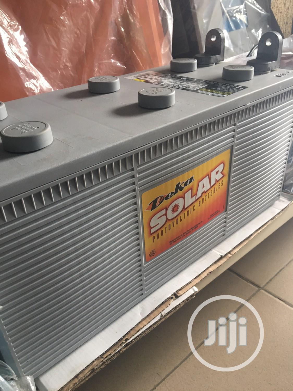 200amphs, 12volts DEKA Solar Battery Available