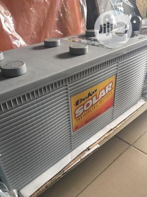 200amphs, 12volts DEKA Solar Battery Available | Solar Energy for sale in Lagos State, Lekki