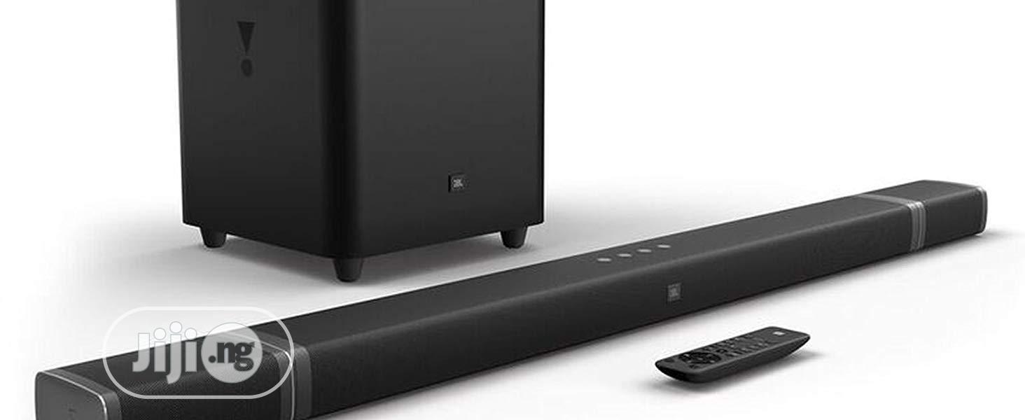 JBL Bar 5.1 4K Ultra HD 5.1-channel Soundbar With True Wireless Surrd