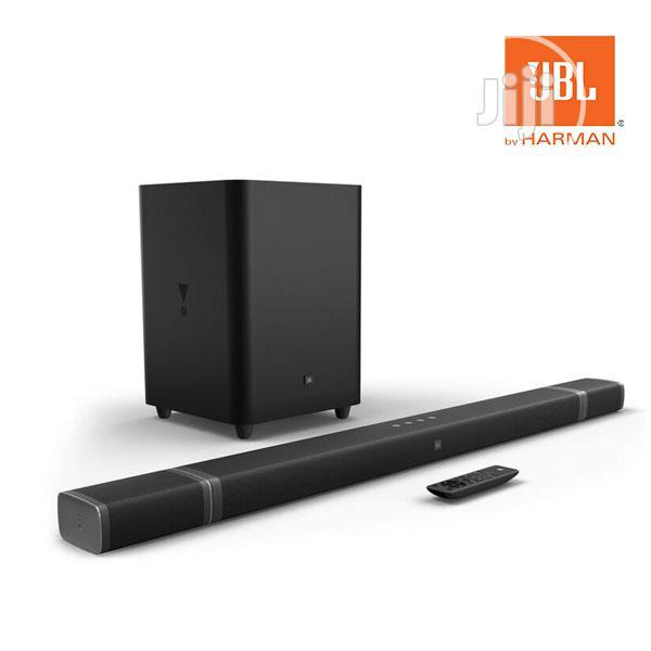 JBL Bar 5.1 4K Ultra HD 5.1-channel Soundbar With True Wireless Surrd   Audio & Music Equipment for sale in Ikeja, Lagos State, Nigeria