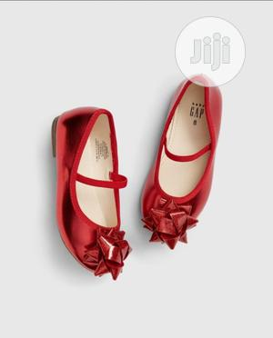 Red Flat Shoes   Children's Shoes for sale in Lagos State, Lagos Island (Eko)