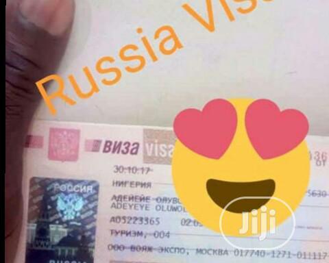 Archive: Russia Visa