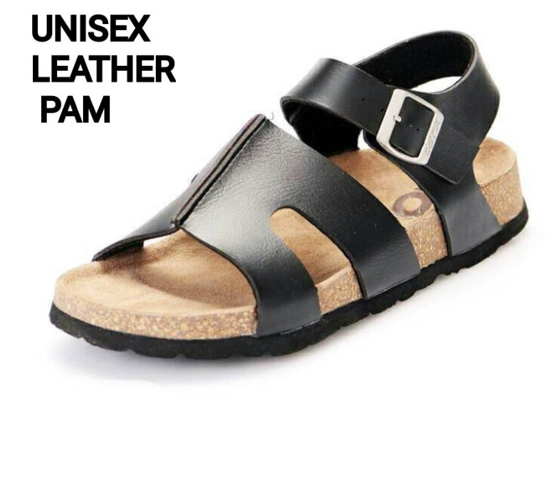 Leather Hand-made Leather Pam Sandals | Shoes for sale in Ikeja, Lagos State, Nigeria