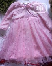 Nannette Baby Pink Dress | Children's Clothing for sale in Lagos State, Ikotun/Igando