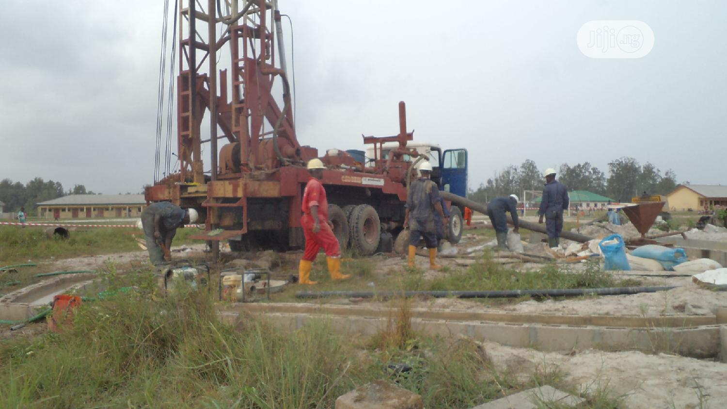 Boreholes And Water Treatment