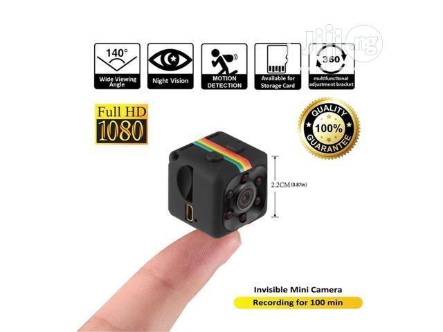 SQ11 Mini DV Camera Full HD 1080P Infrared Night Vision Sports HD | Security & Surveillance for sale in Ikeja, Lagos State, Nigeria