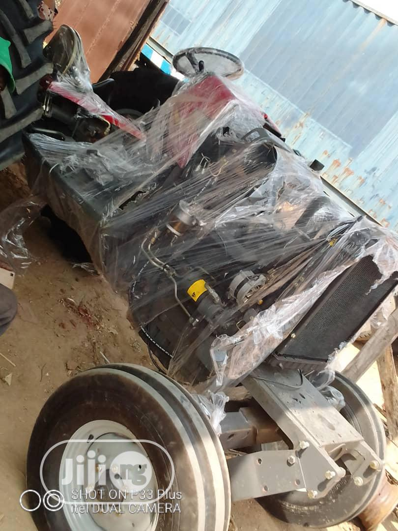 Massey Ferguson Tractor Head 375 75 HP 2019   Heavy Equipment for sale in Lokoja, Kogi State, Nigeria
