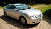 Toyota Camry 2008 Silver | Cars for sale in Osun State, Oriade