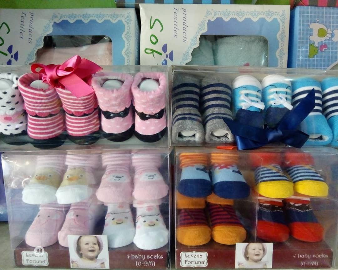 4in1/3in1 Luvable Socks