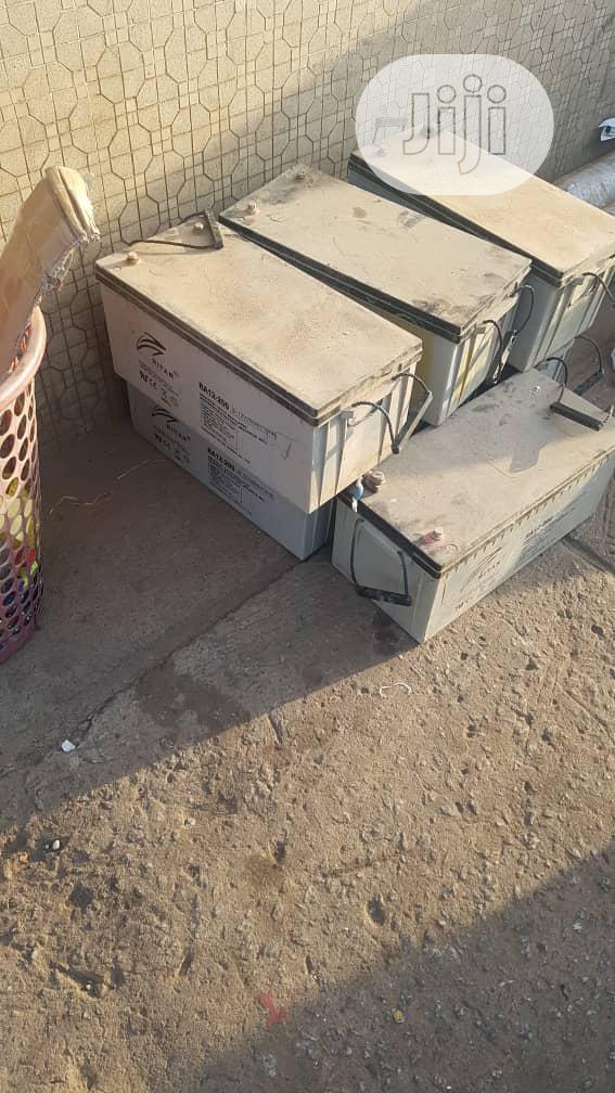 Scrap Battery In Abuja