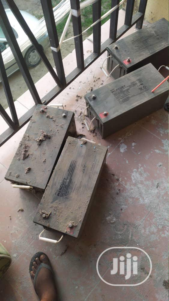 Scrap Battery In Abuja   Building & Trades Services for sale in Wuse 2, Abuja (FCT) State, Nigeria