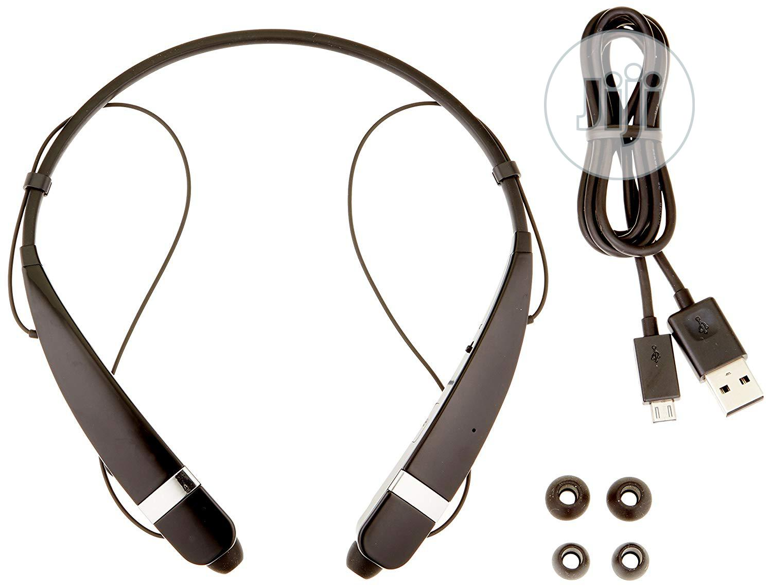 LG Tone Pro Bluetooth Wireless Stereo Headset - HBS-760