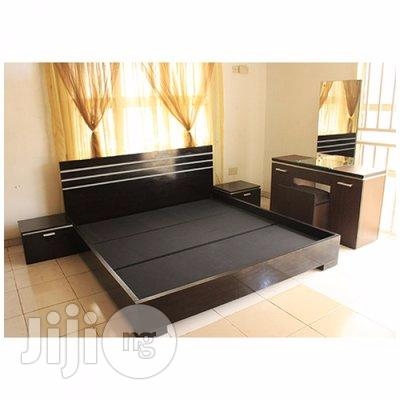 Archive: Wenge Bed 6x6