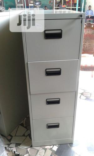 Four Drawers Metal Cabinets | Furniture for sale in Lagos State, Ikeja
