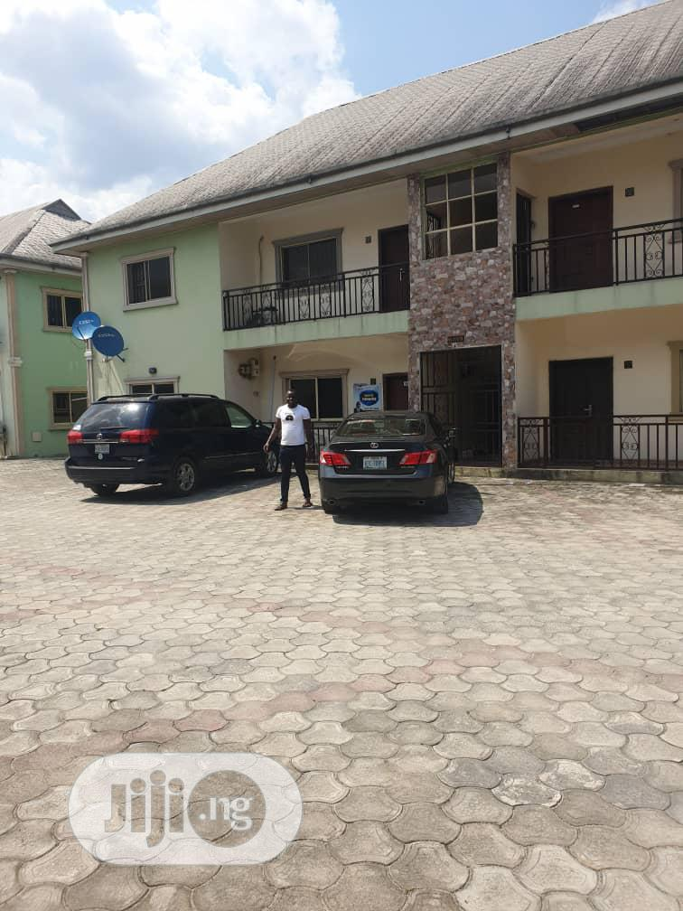 European Standard Mini Flat For Rent At Port-harcourt