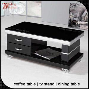Quality Modern HDF Center Table At Chibest Joy Senior Ltd | Furniture for sale in Lagos State, Ikeja