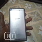 Tecno L8 16 GB Silver | Mobile Phones for sale in Lagos State, Ikorodu