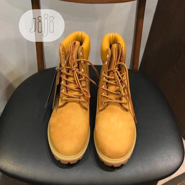 Timbaland Boot 2020 | Shoes for sale in Victoria Island, Lagos State, Nigeria