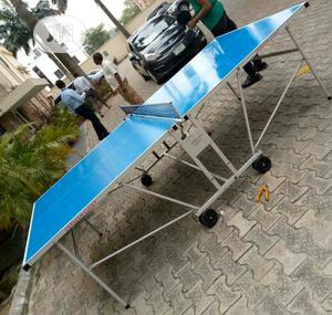 Brand New Outdoor Table Tennis   Sports Equipment for sale in Lagos State, Amuwo-Odofin