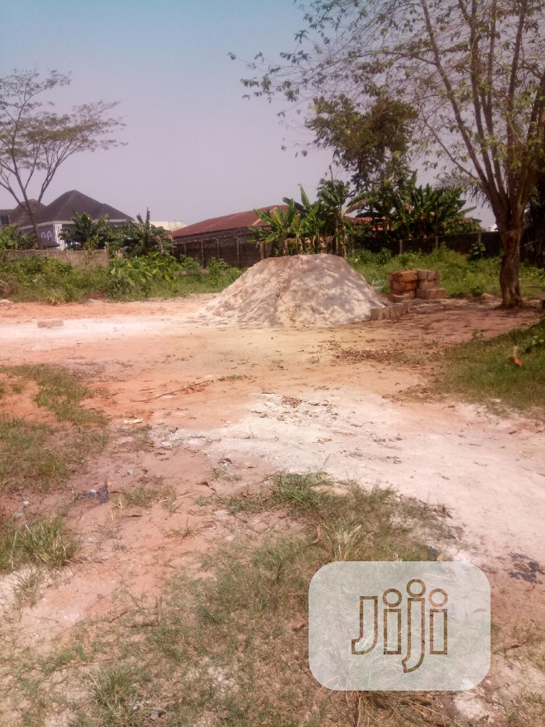 Genuine Plot of Land Measuring 100X100FT With Standard Fence for Sale