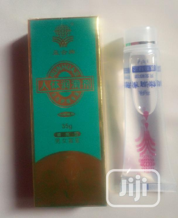 Sex Lubricant for Male and Female