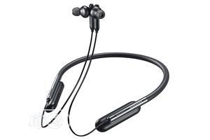 Samsung U Flex Wireless Bluetooth Earphone - Blue   Headphones for sale in Lagos State, Ikeja