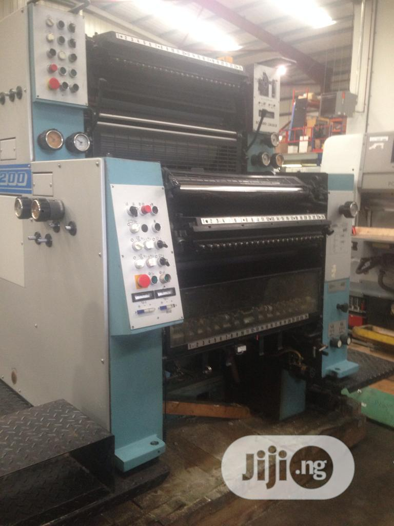 Roland 202 Printing Machine | Printing Equipment for sale in Ibadan, Oyo State, Nigeria