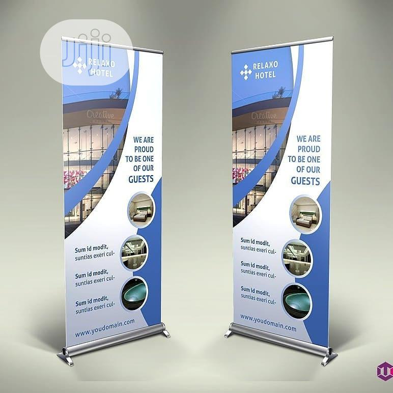 Archive: Rollup Banners