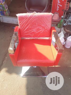 Styling Chair Red   Salon Equipment for sale in Abuja (FCT) State, Wuse