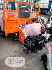 New Bazuki Farm Tricycle Cargo 2019 Orange | Motorcycles & Scooters for sale in Lagos State, Maryland