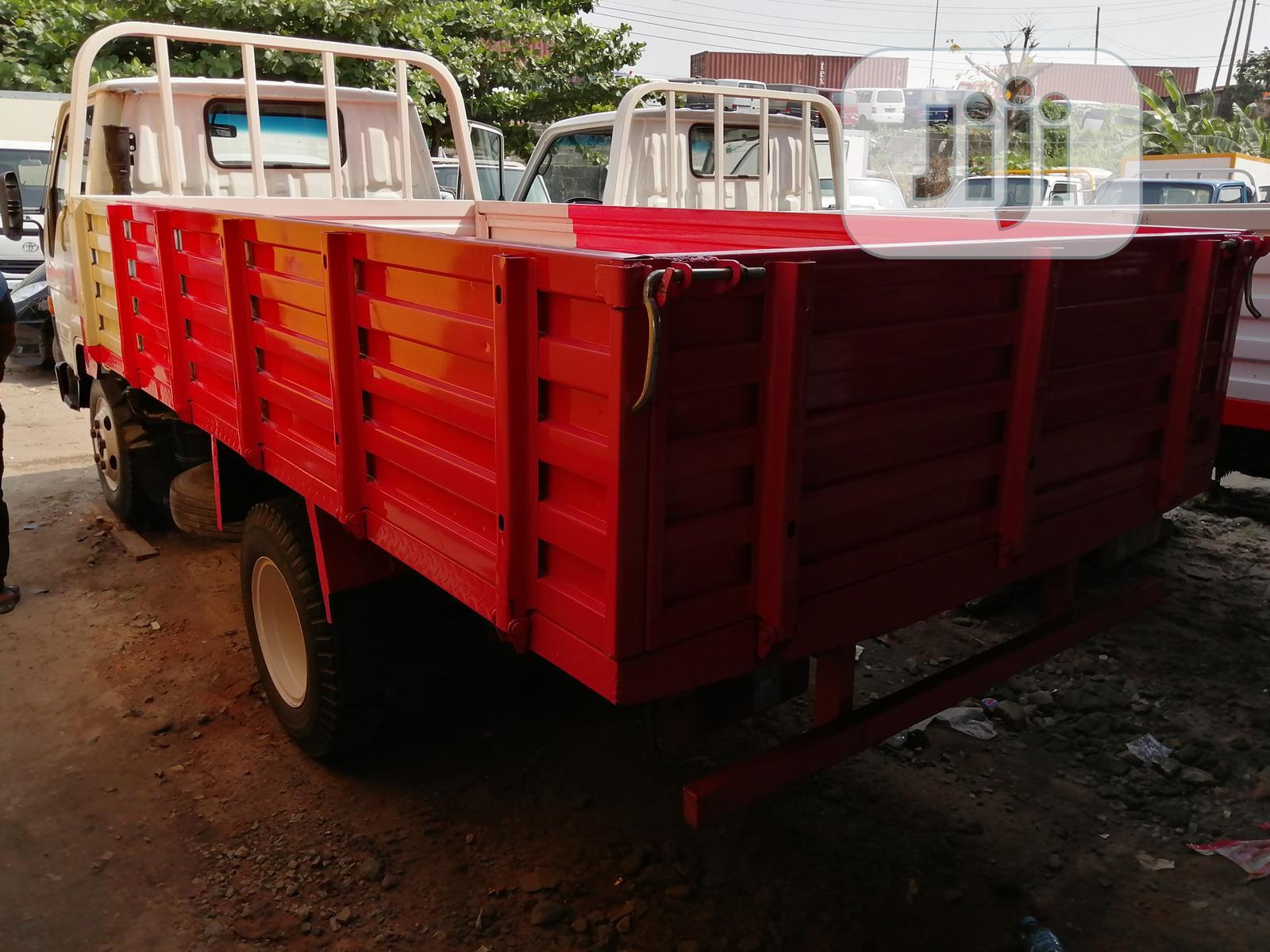 Toyota Dyna 1999 White   Trucks & Trailers for sale in Apapa, Lagos State, Nigeria