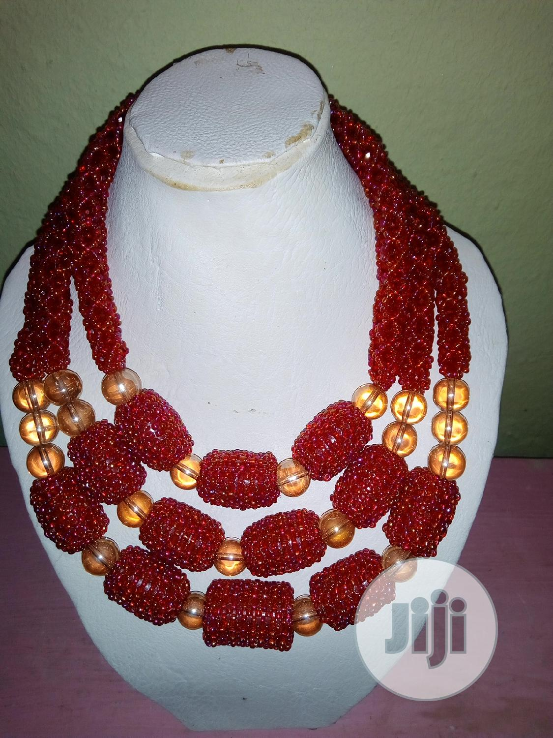 Beaded Jewelry for Sale Available in Different Colours.