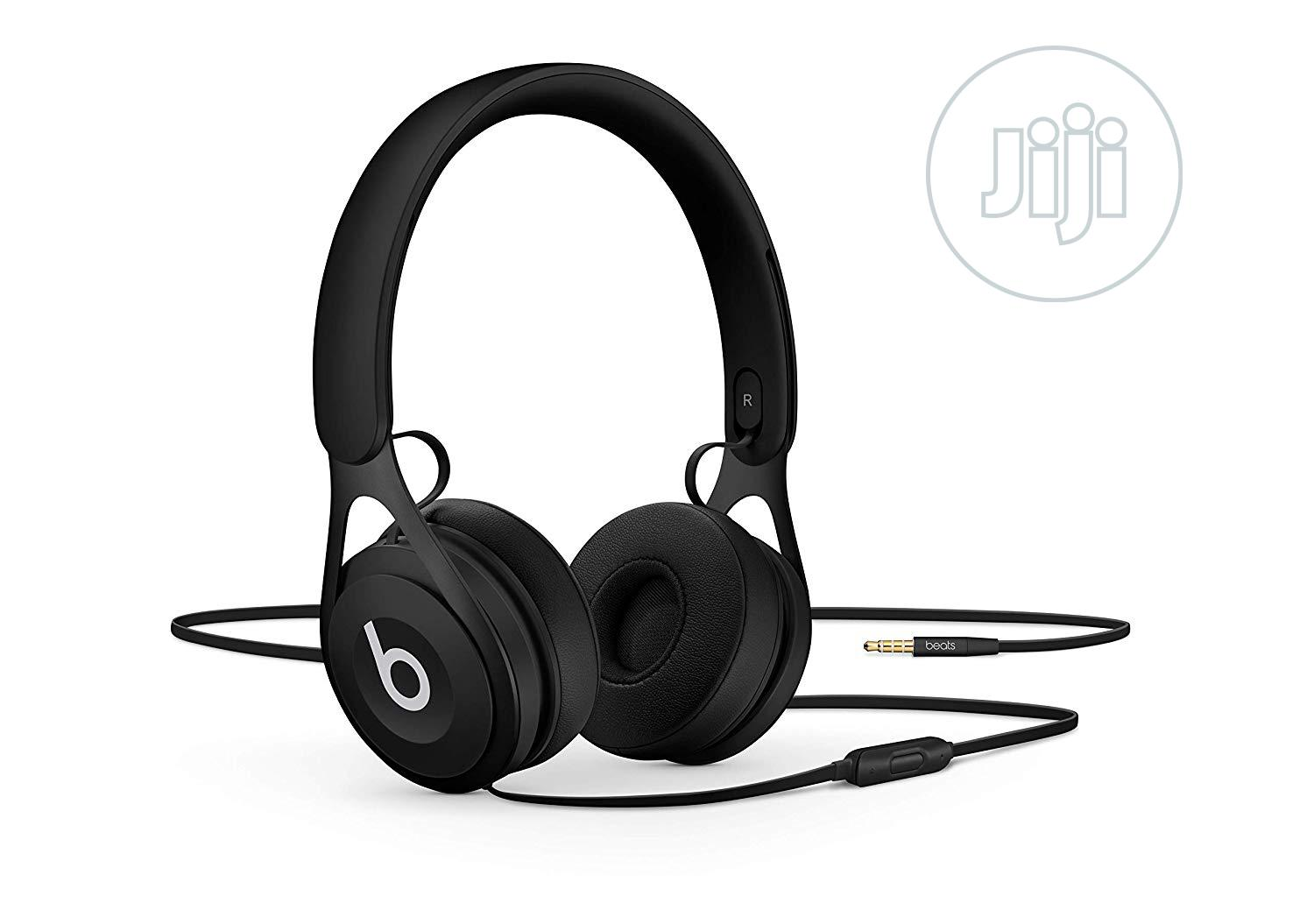 Beats By Dre EP Wired On-ear Headphone - Black