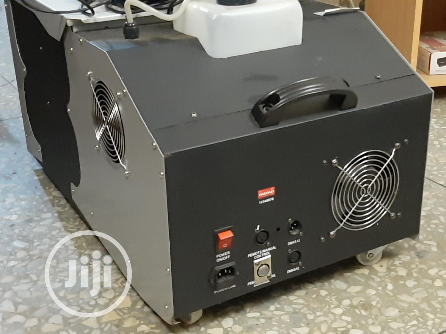 Dynacore Low Fog Machine 3000W (Heavy Duty) | Stage Lighting & Effects for sale in Lagos State, Nigeria