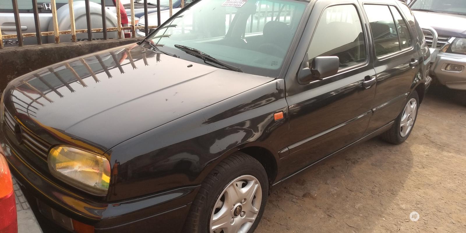 Volkswagen Golf 1998 Black