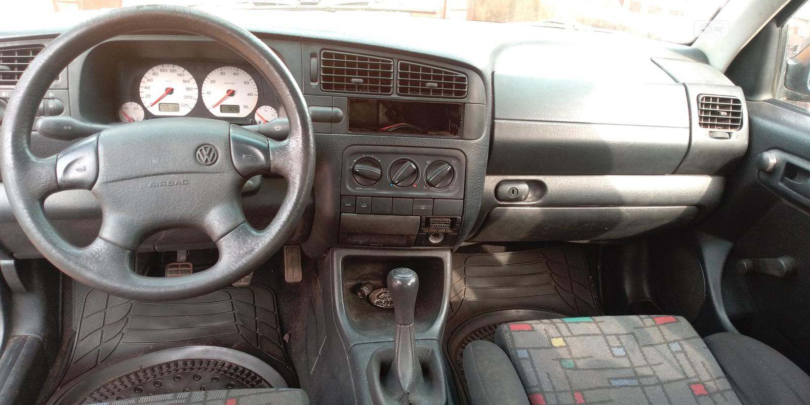 Volkswagen Golf 1998 Black   Cars for sale in Onitsha, Anambra State, Nigeria