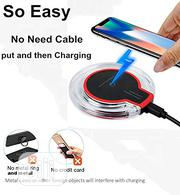 Fantasy Universal Qi Wireless Charger For iPhone & Android Phones | Accessories for Mobile Phones & Tablets for sale in Ondo State, Akure