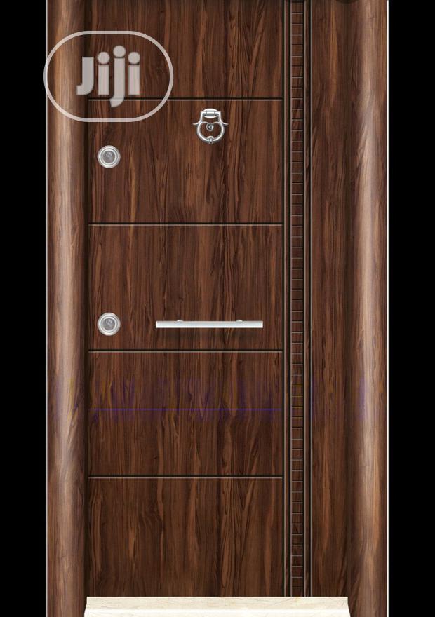 High Quality Luxury Diamond Door