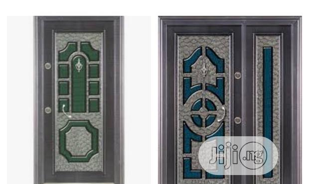 High Quality Luxury Diamond Door Its An Armored Doors