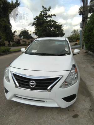 Nissan Versa 2016 White   Cars for sale in Lagos State, Ikorodu