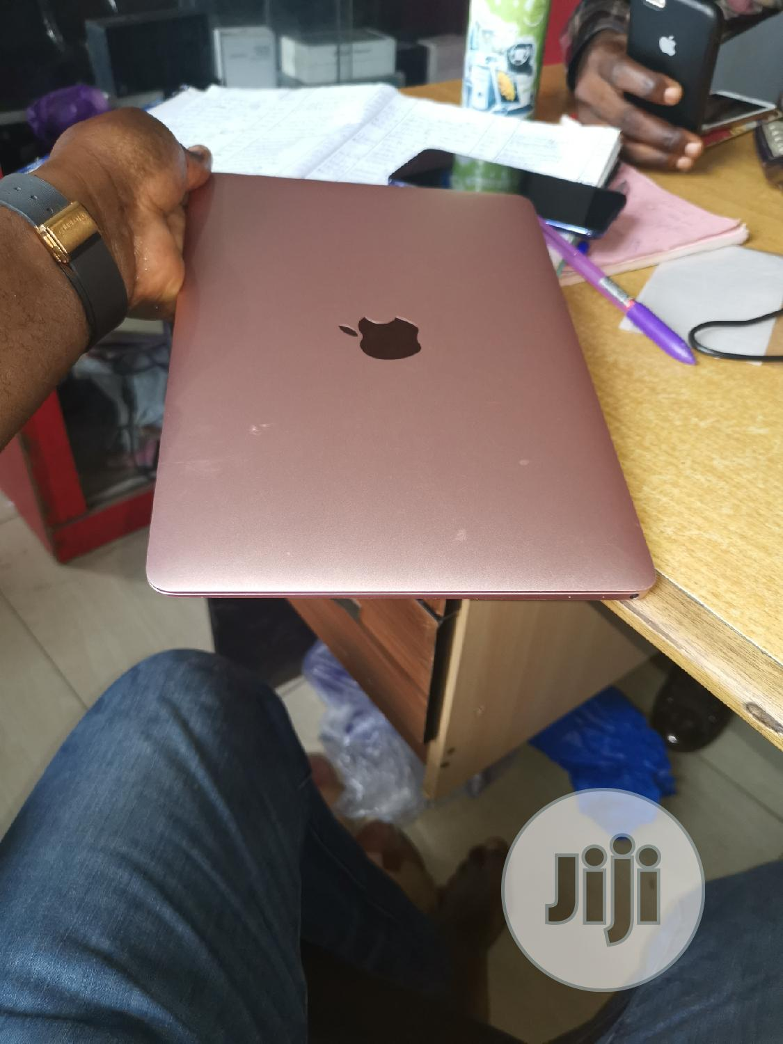 Laptop Apple MacBook 8GB Intel Core i5 HDD 500GB   Laptops & Computers for sale in Ikeja, Lagos State, Nigeria
