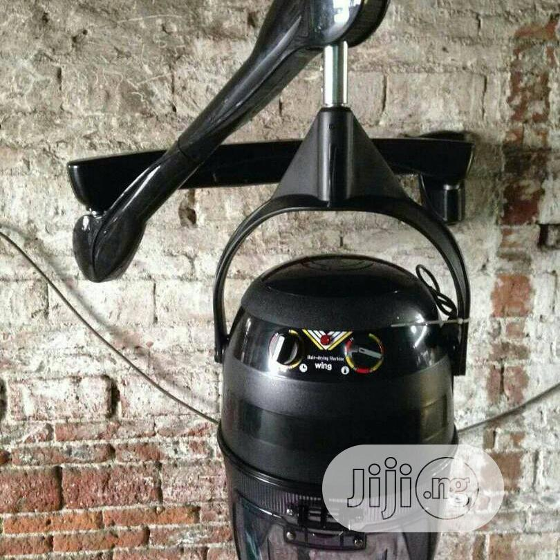 Wall Hair Dryer Available