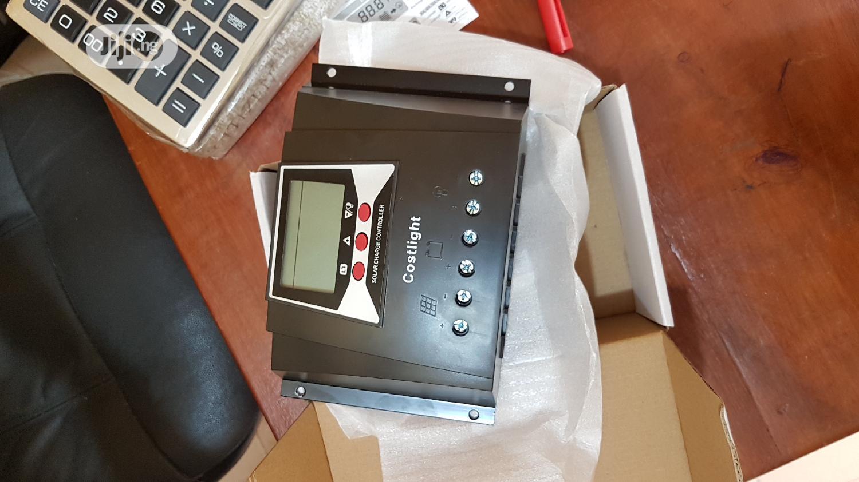 Solar Charge Controller 50ah 12v/24v/48v