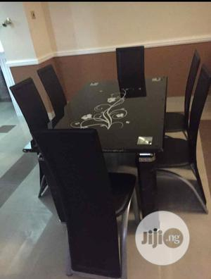 Strong Quality Glass Dining Table | Furniture for sale in Lagos State, Epe