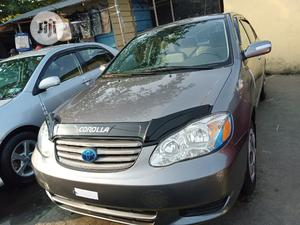 Toyota Corolla 2004 LE Gray | Cars for sale in Lagos State, Apapa