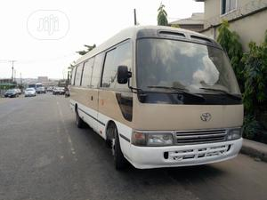 Toyota Coaster 2006 Gold   Buses & Microbuses for sale in Lagos State, Ikeja