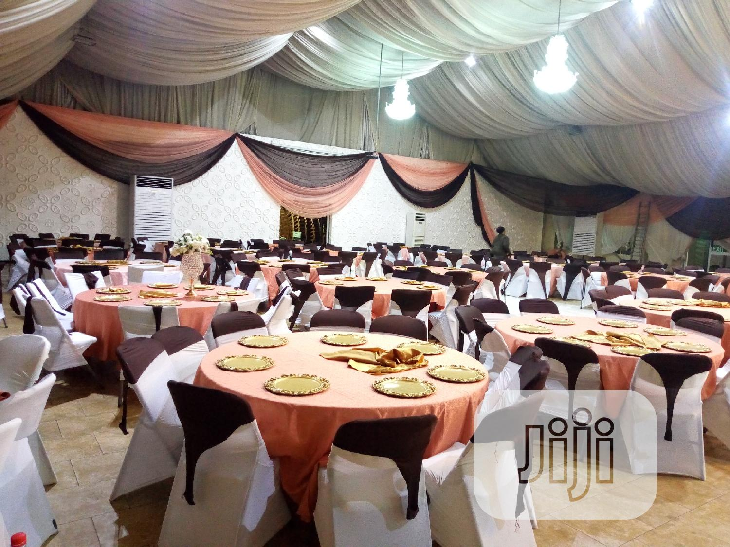 Decoration And Events Planning